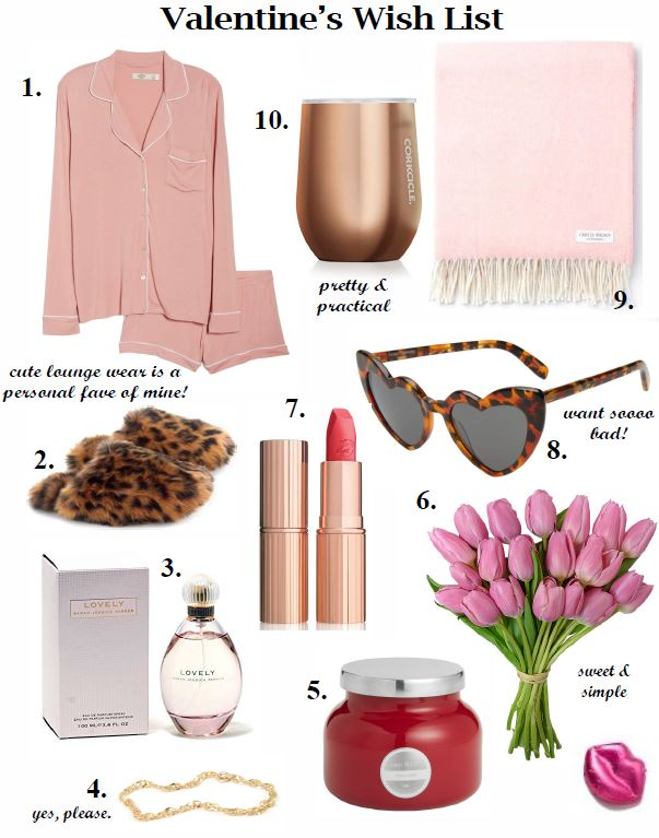 Gift Guide: Valentine's Day 2019