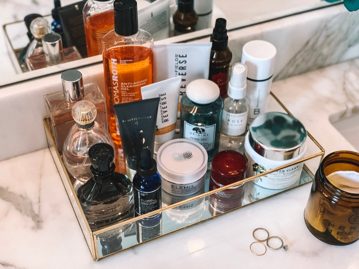 Morning + Evening Skincare Routines